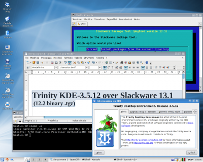 Kde3-trinity 3.5.12 on Slackware 13.1 screenshot-1.png